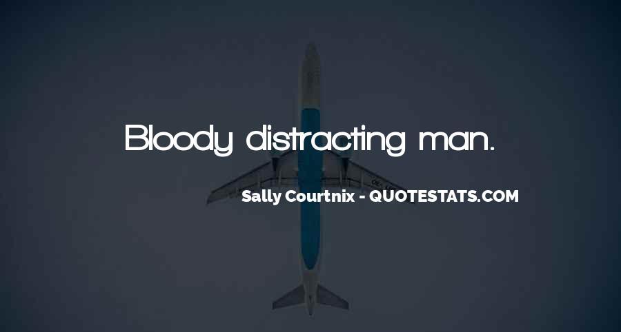 Sally Courtnix Quotes #734645