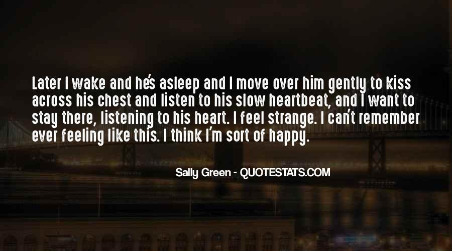 Sally Green Quotes #410803