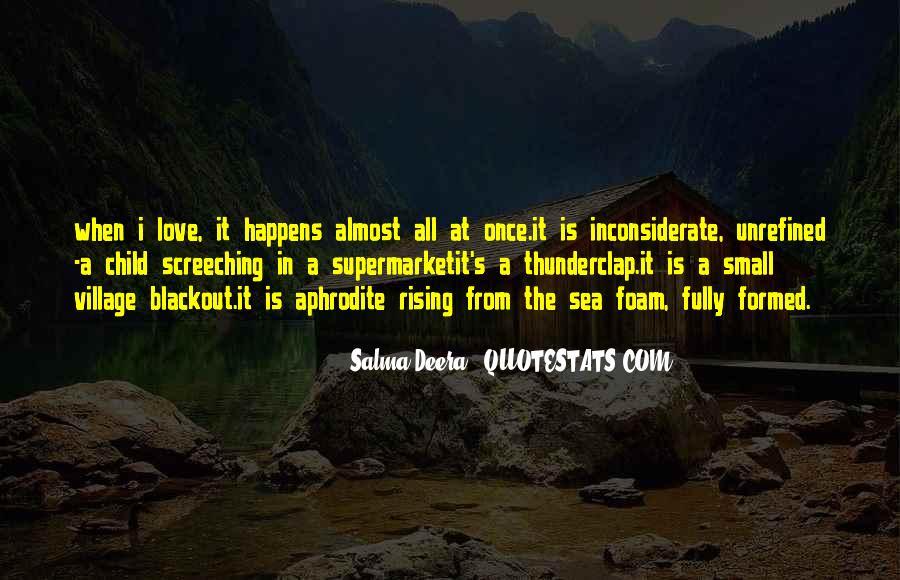 Salma Deera Quotes #190213