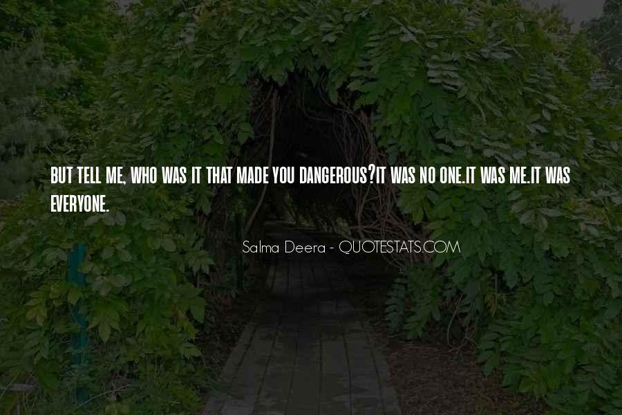 Salma Deera Quotes #757970