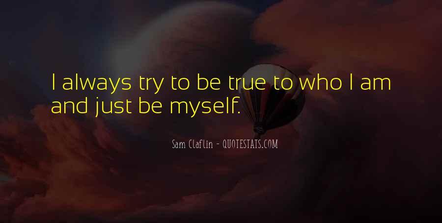 Sam Claflin Quotes #1071452