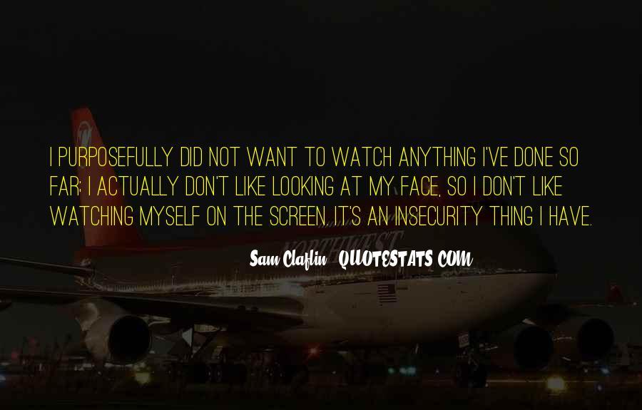 Sam Claflin Quotes #1243834