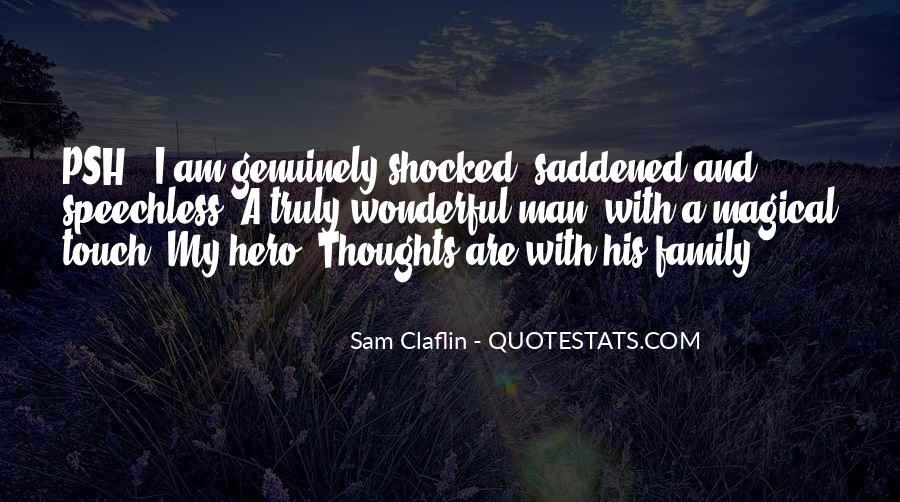 Sam Claflin Quotes #1523663