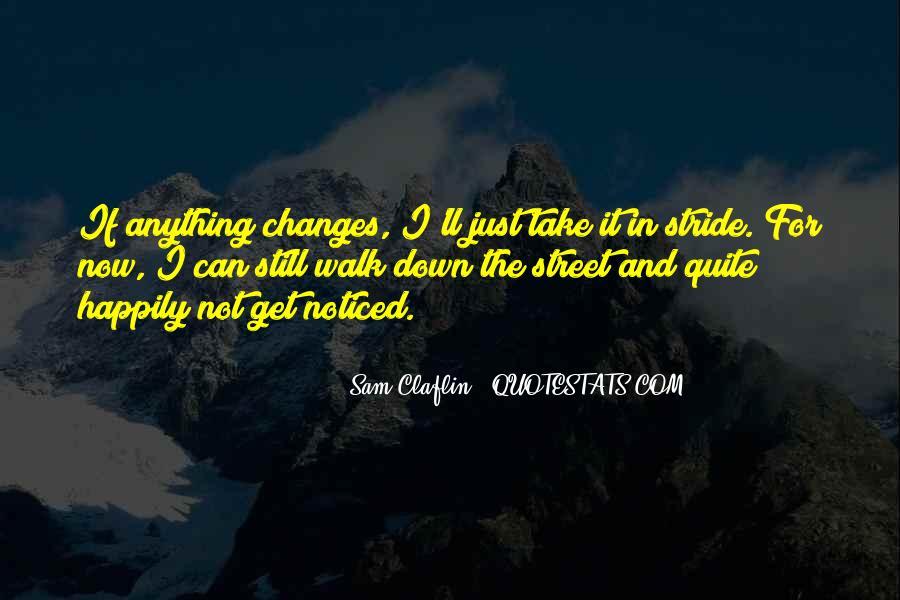 Sam Claflin Quotes #462522
