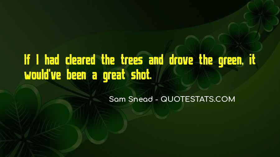 Sam Snead Quotes #108123