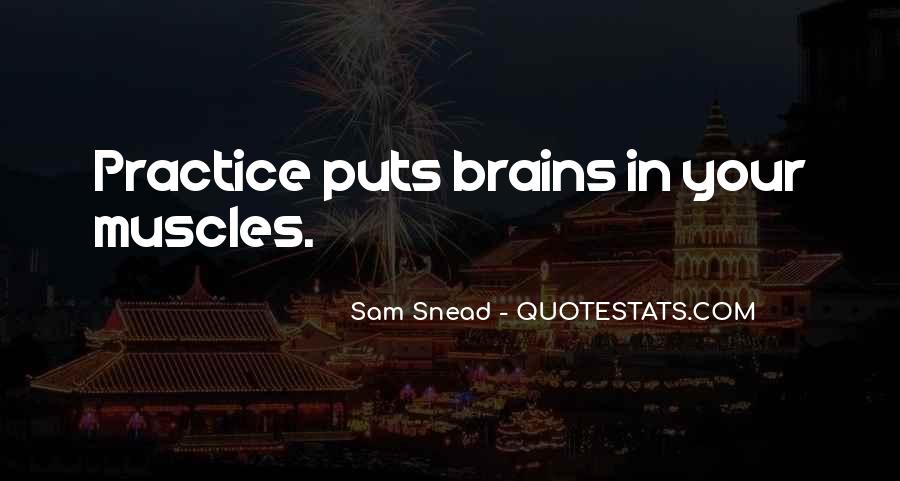 Sam Snead Quotes #627928