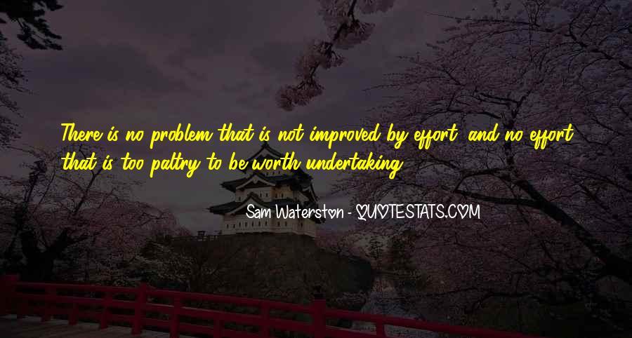 Sam Waterston Quotes #1272112
