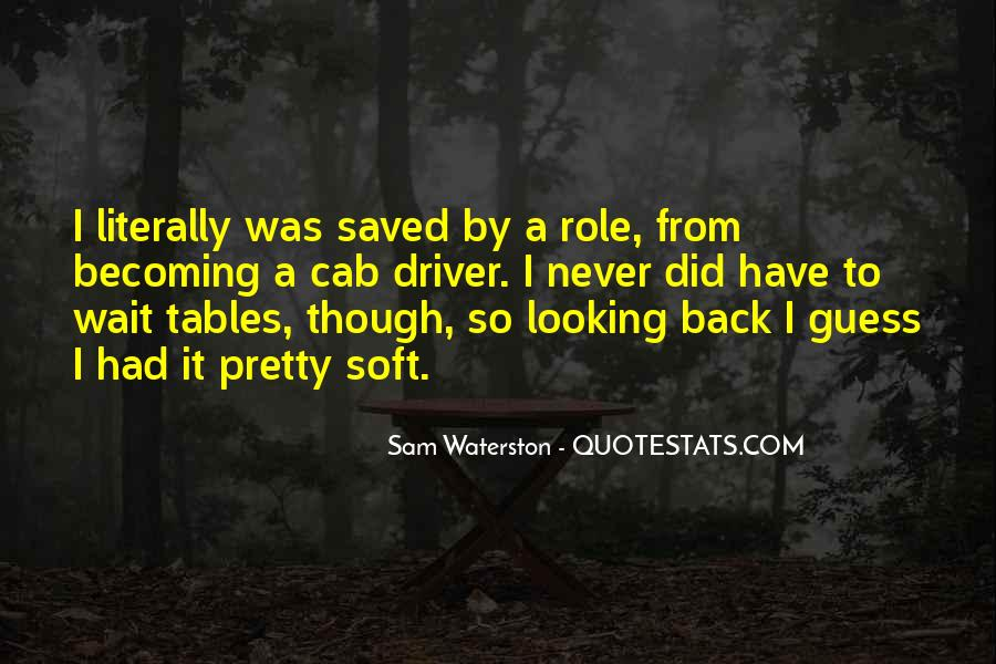 Sam Waterston Quotes #18982