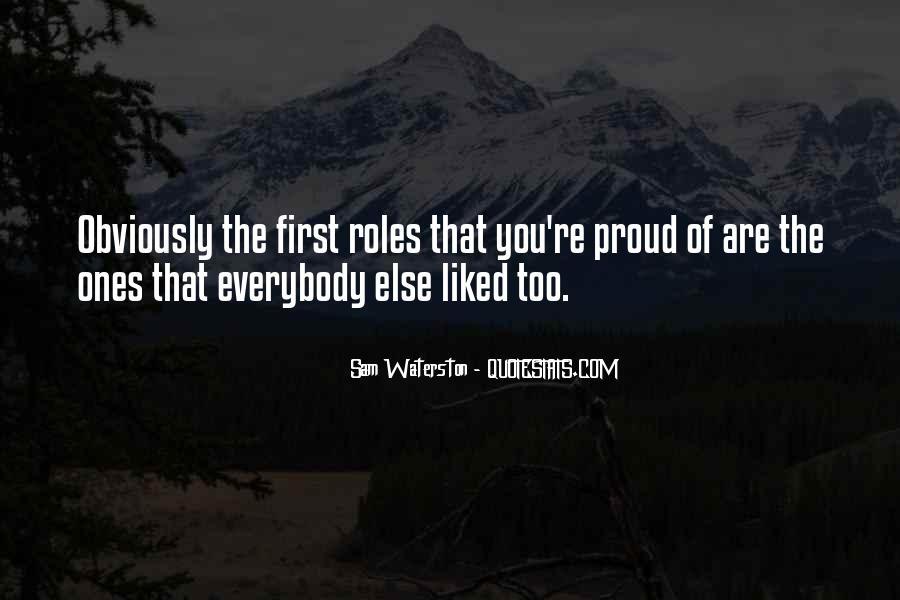 Sam Waterston Quotes #212139