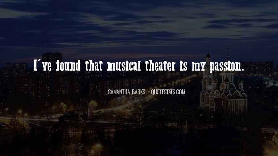 Samantha Barks Quotes #1150116