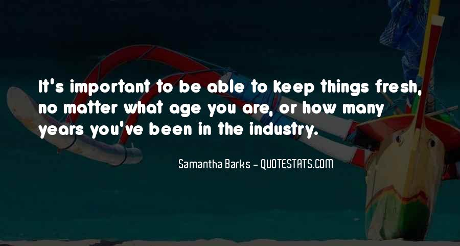 Samantha Barks Quotes #1595384