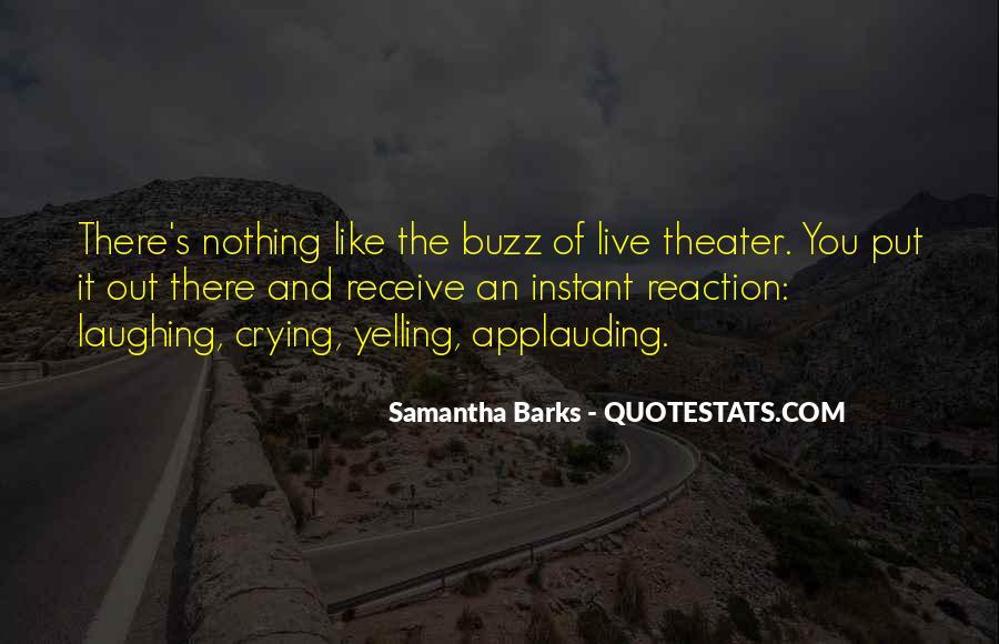 Samantha Barks Quotes #169101