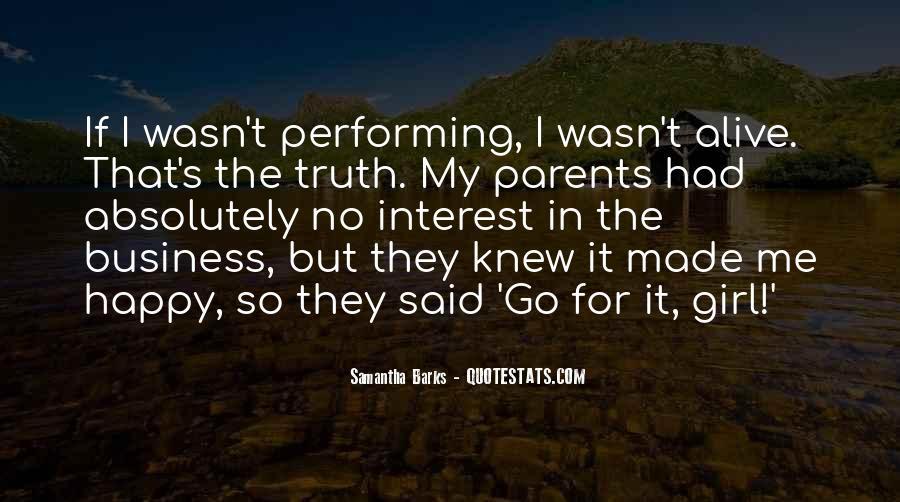 Samantha Barks Quotes #1818616