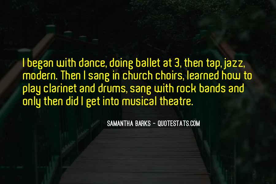 Samantha Barks Quotes #294577