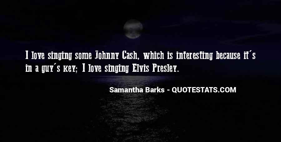 Samantha Barks Quotes #554132