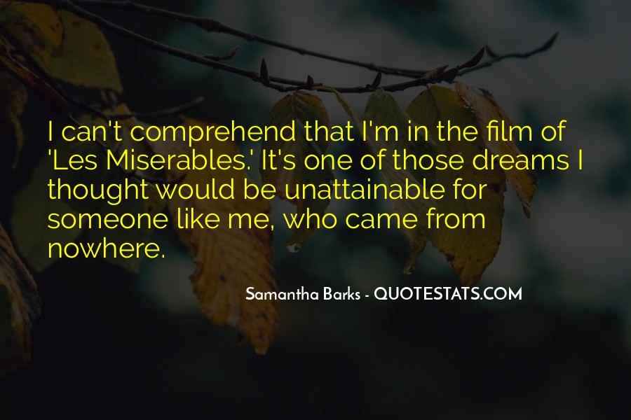 Samantha Barks Quotes #857305