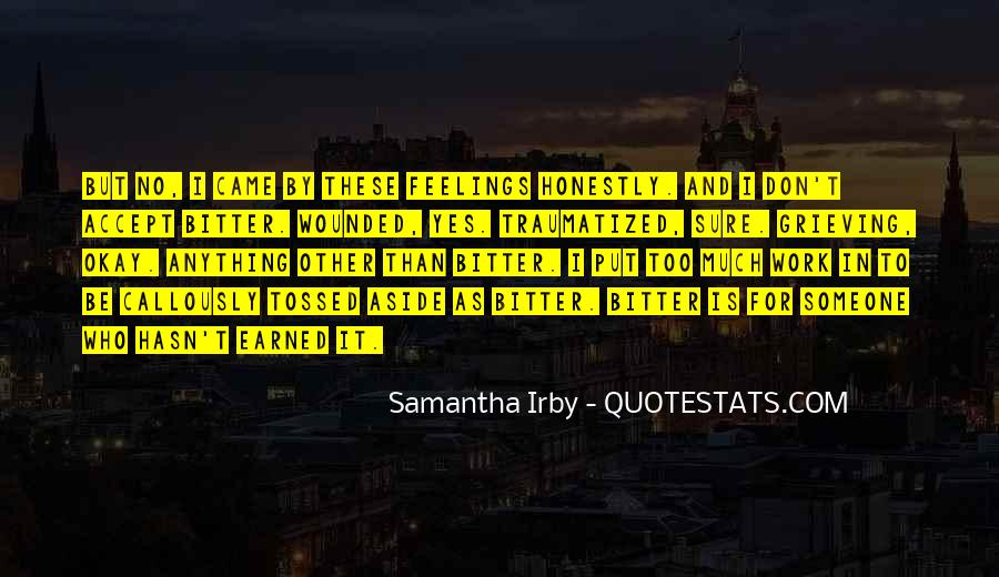Samantha Irby Quotes #187994