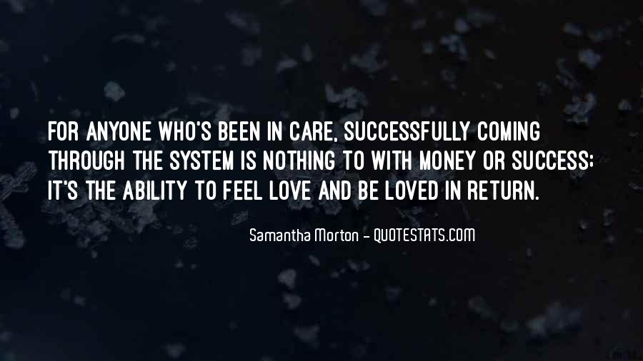 Samantha Morton Quotes #1037322