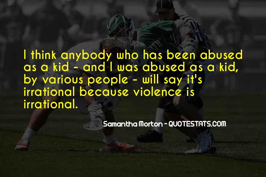 Samantha Morton Quotes #1786635