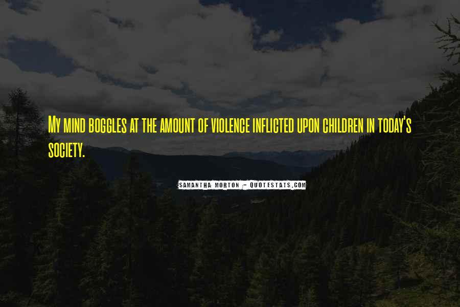 Samantha Morton Quotes #20611
