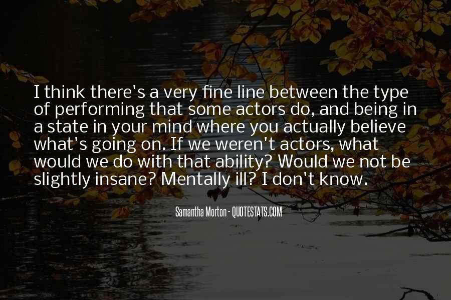 Samantha Morton Quotes #222020