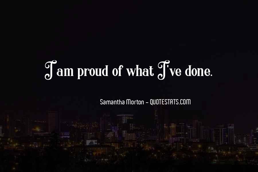 Samantha Morton Quotes #460436
