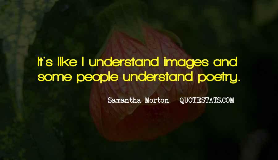Samantha Morton Quotes #464521