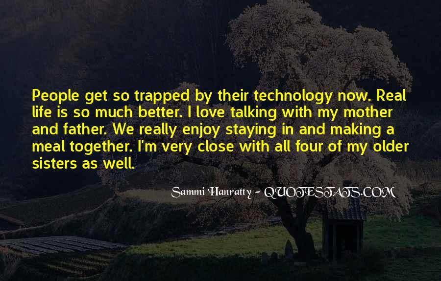 Sammi Hanratty Quotes #1341283