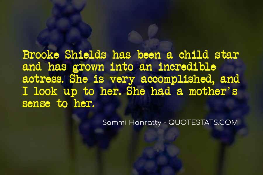 Sammi Hanratty Quotes #1343531