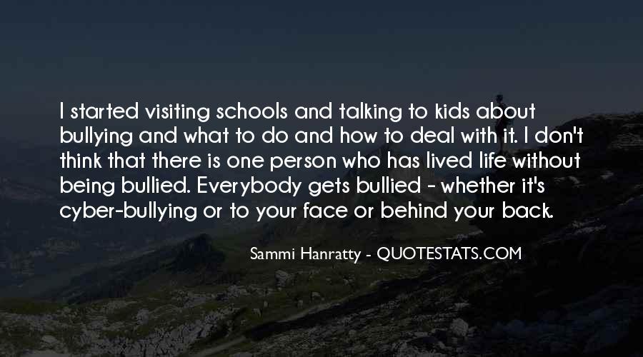 Sammi Hanratty Quotes #733794