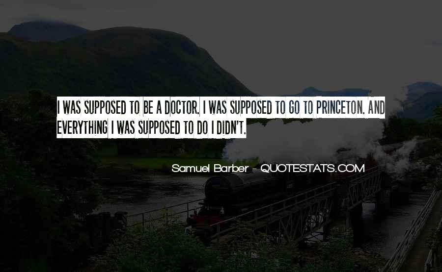 Samuel Barber Quotes #1096413