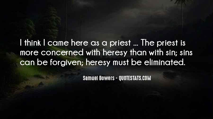 Samuel Bowers Quotes #565694