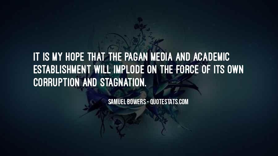 Samuel Bowers Quotes #62950