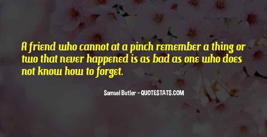Samuel Butler Quotes #1030058
