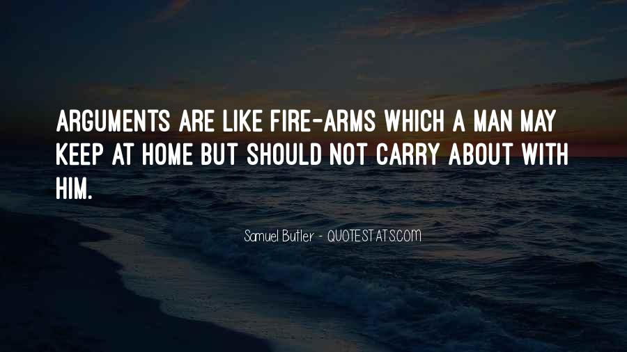 Samuel Butler Quotes #1064499