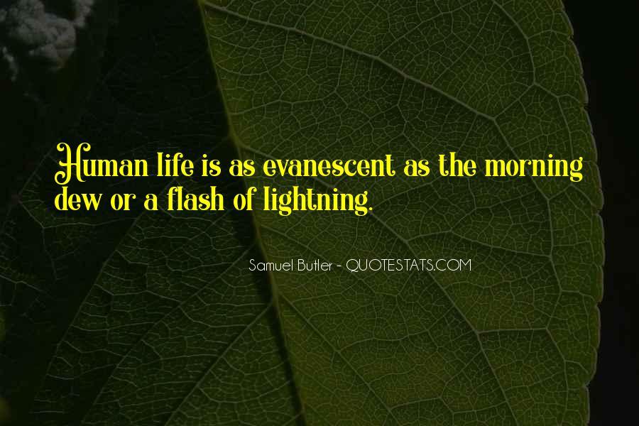 Samuel Butler Quotes #1067616