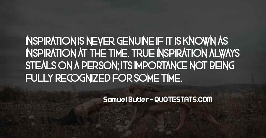 Samuel Butler Quotes #1112791