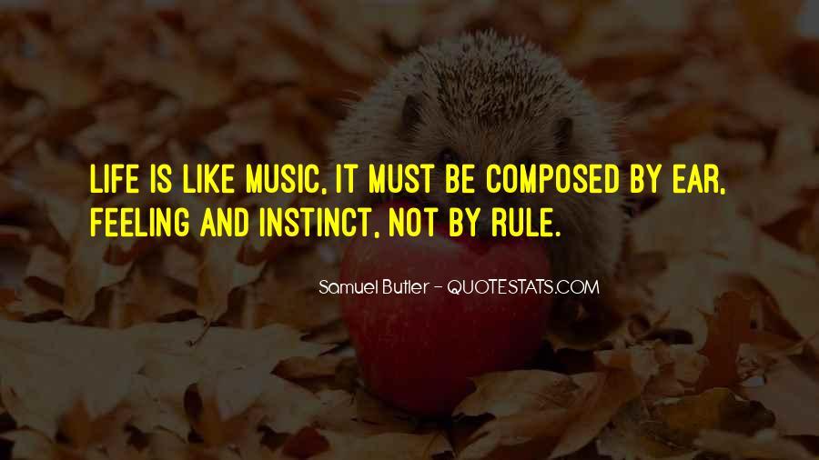 Samuel Butler Quotes #1235430
