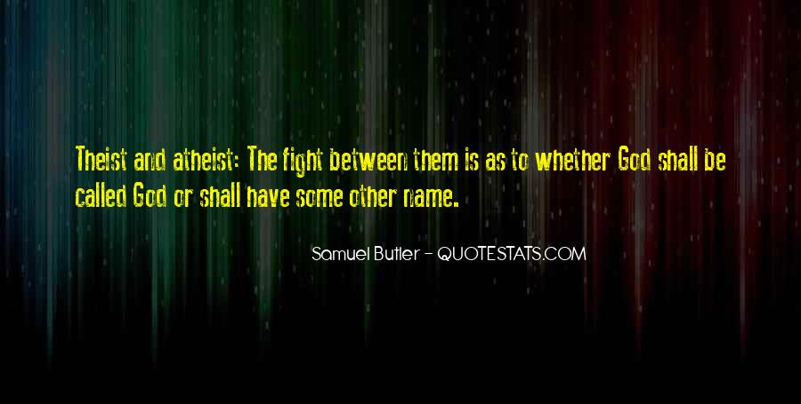 Samuel Butler Quotes #125030