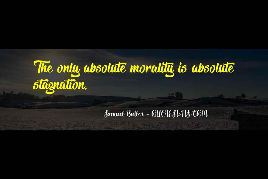 Samuel Butler Quotes #1279552