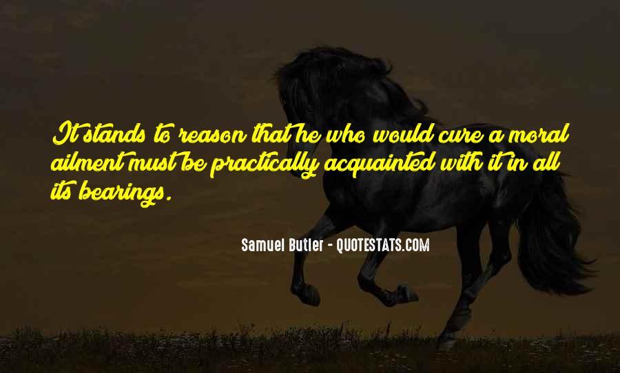 Samuel Butler Quotes #1413102