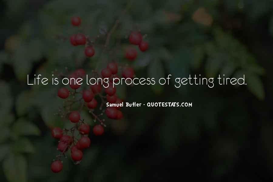 Samuel Butler Quotes #1448011