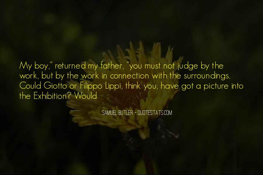 Samuel Butler Quotes #1465246