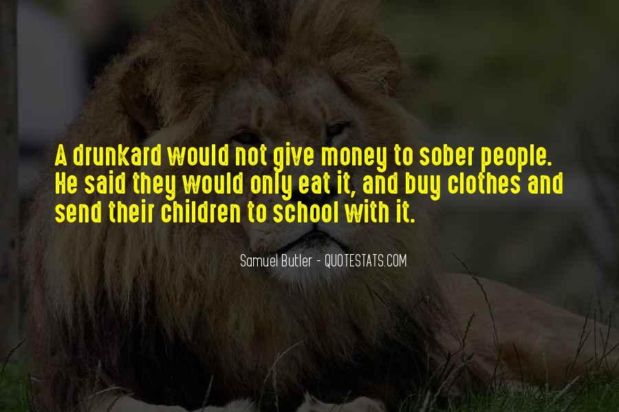 Samuel Butler Quotes #1471912