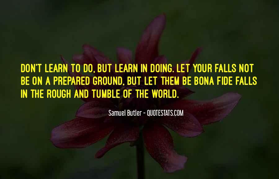 Samuel Butler Quotes #1546540