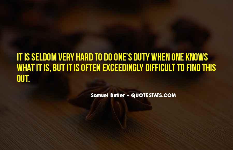 Samuel Butler Quotes #1615008