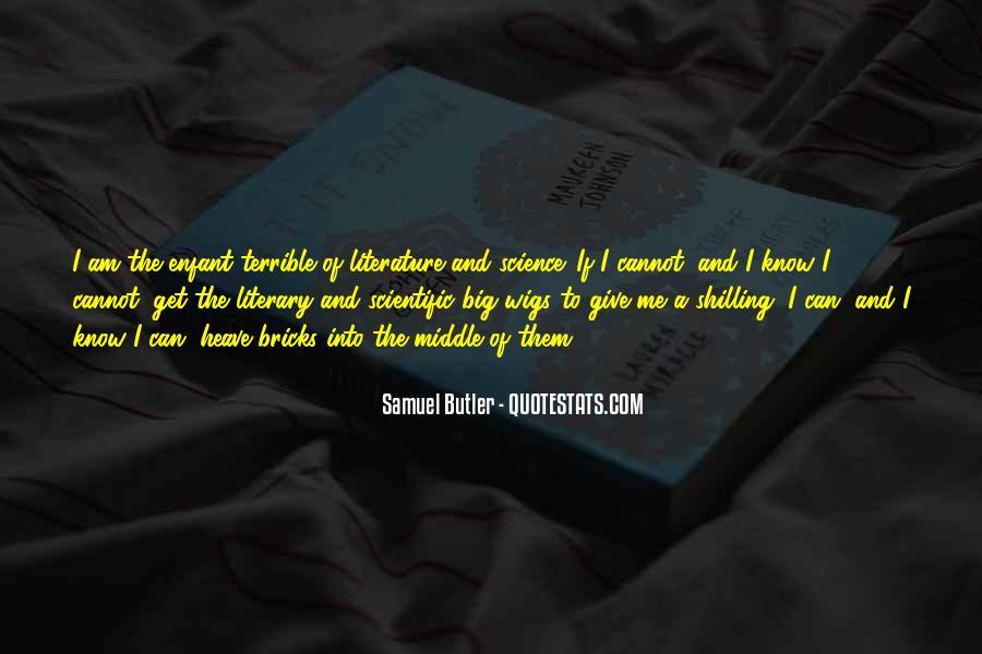 Samuel Butler Quotes #162020