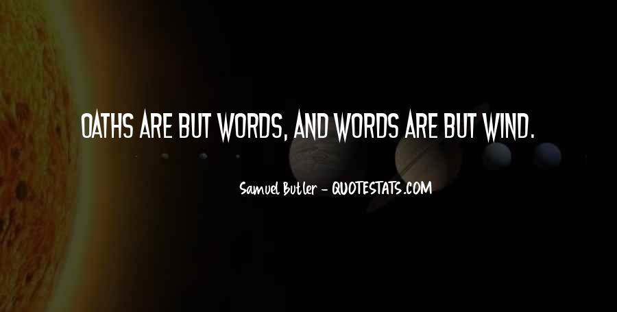Samuel Butler Quotes #1681389