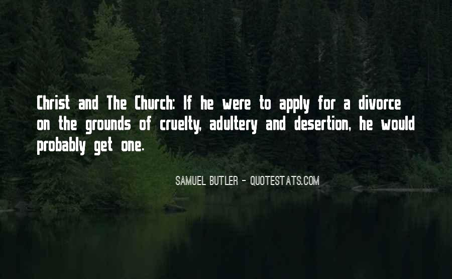 Samuel Butler Quotes #1697257