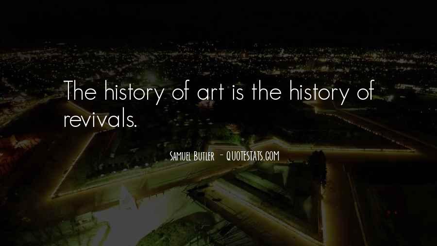 Samuel Butler Quotes #1791919